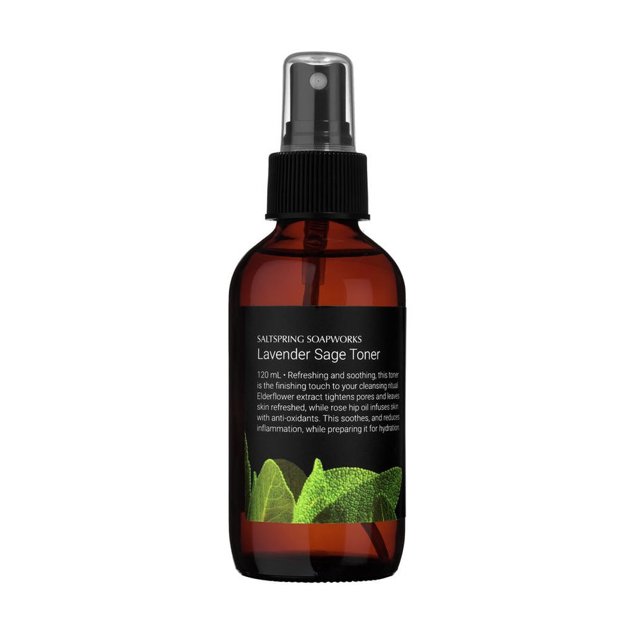 Face Toner Astringents-All Natural-Skin Care-Saltspring Soapworks