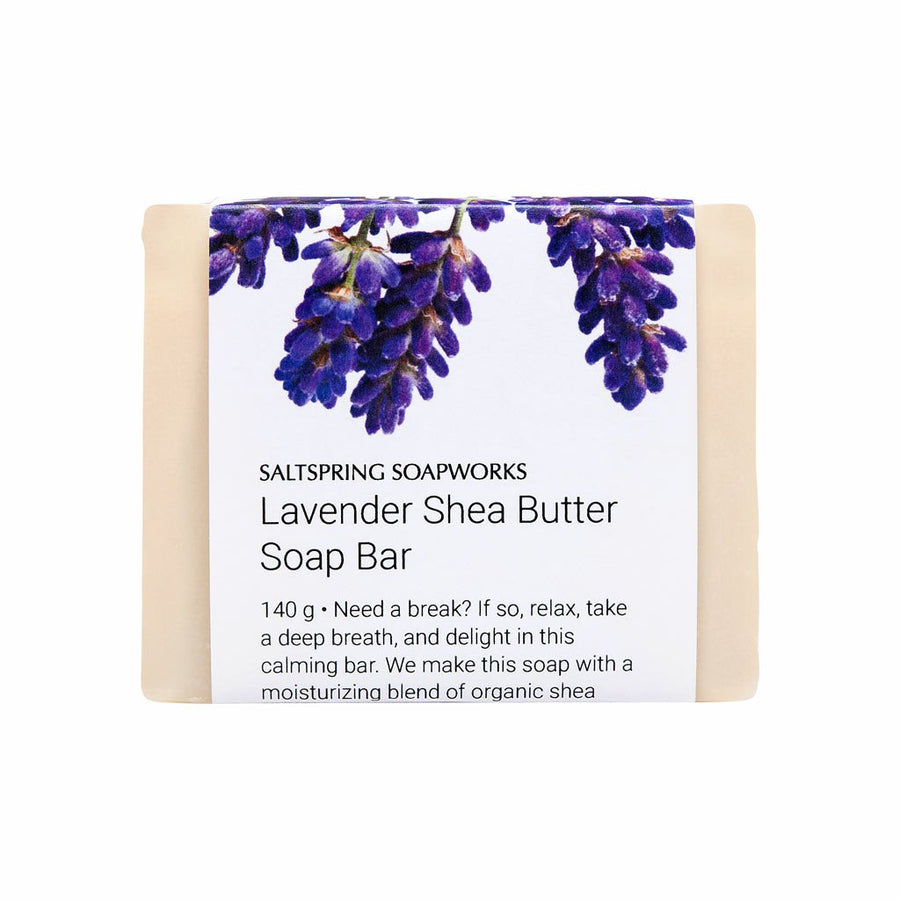Soap Bar - Lavender Shea Butter