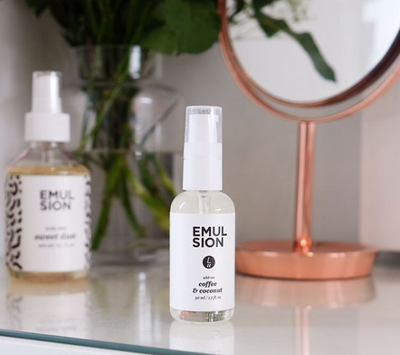 Beauty Brand Of The Month: Emulsion
