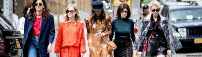 5 Street Style Trends You Need to Copy