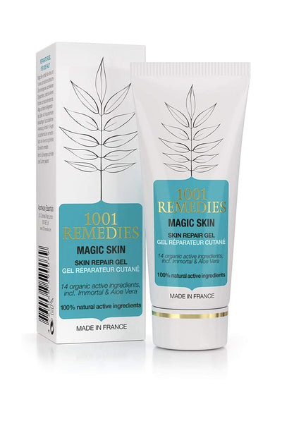 1001 Remedies Acne Spot Treatment & Scar Removal Cream with Aloe Vera and Tea Tree - Magic Skin