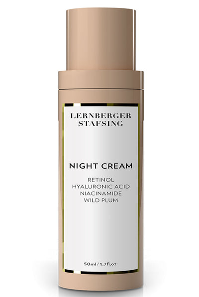 Night cream by Lernberger Stafsing