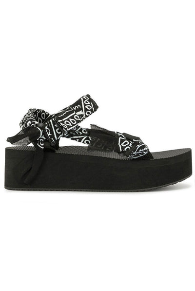 Arizona Love Trekky Platform Black