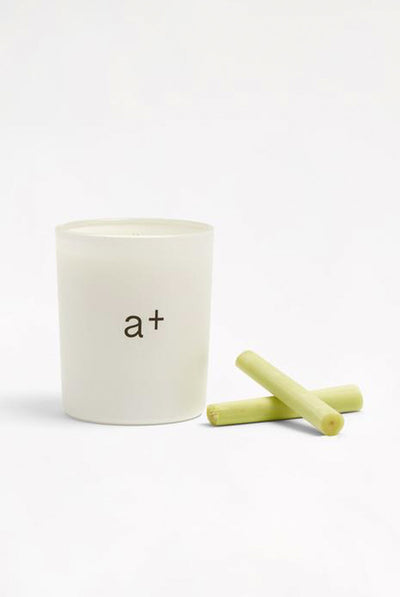 a+FFIRMATION CULTURE Morning Gratitude Candle