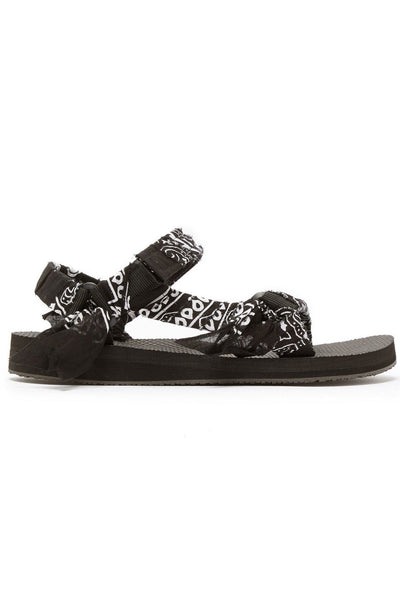 Trekky Sandal Black by Arizona Love