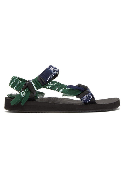 Trekky Sandal Khaki/Navy by Arizona Love