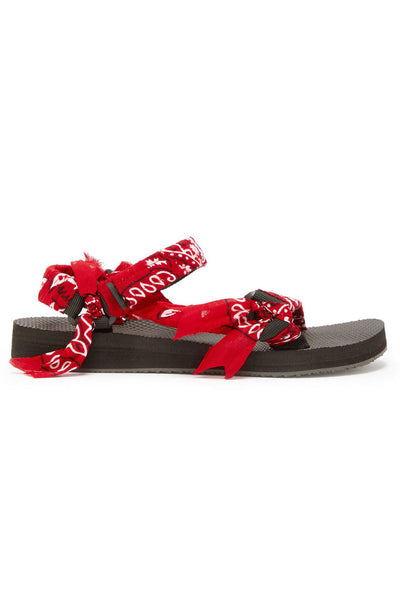 Trekky Sandal Red by Arizona Love