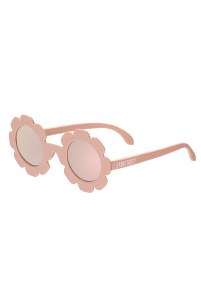 Babiators Blue Series Flowers Sunglasses - The Flower Child