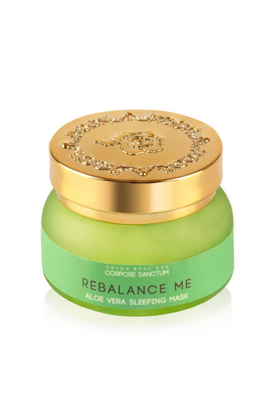 Rebalance Me Aloe Vera Sleeping Mask by Corpore Sanctum