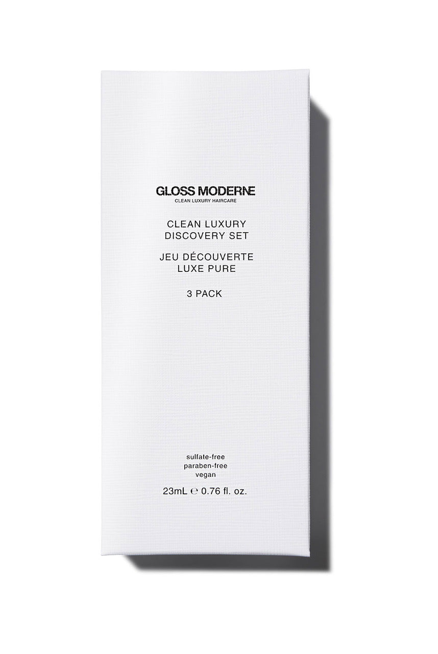 Gloss Moderne Clean Luxury Discovery Set (3 Pack)