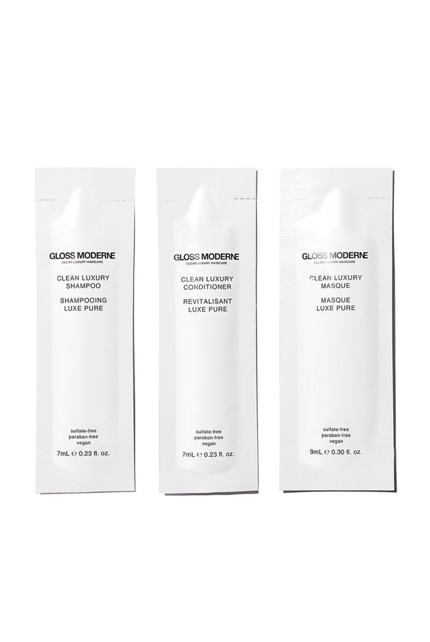 Clean Luxury Discovery Set (3 Pack) by Gloss Moderne