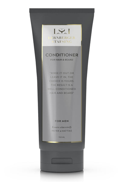 Conditioner For Hair & Beard For Men by Lernberger Stafsing