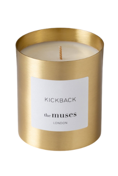 The Muses KICKBACK Candle