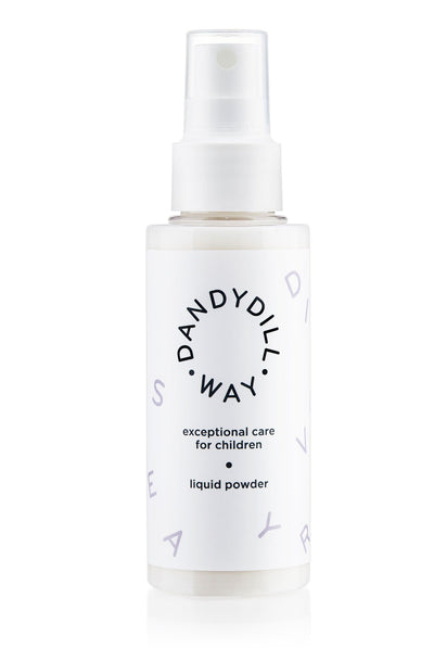 Liquid Powder Natural Deodorant by Dandydill Way
