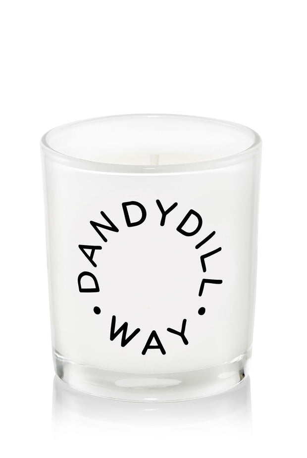 Wild Pear Blossom Candle by Dandydill Way