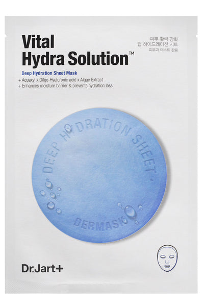 Dr Jart Dermask Waterjet Vital Hydra Solution Sheet Mask