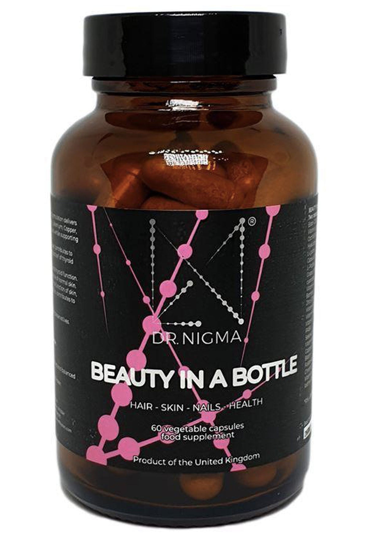 Dr Nigma Beauty in a Bottle - 60 capsules