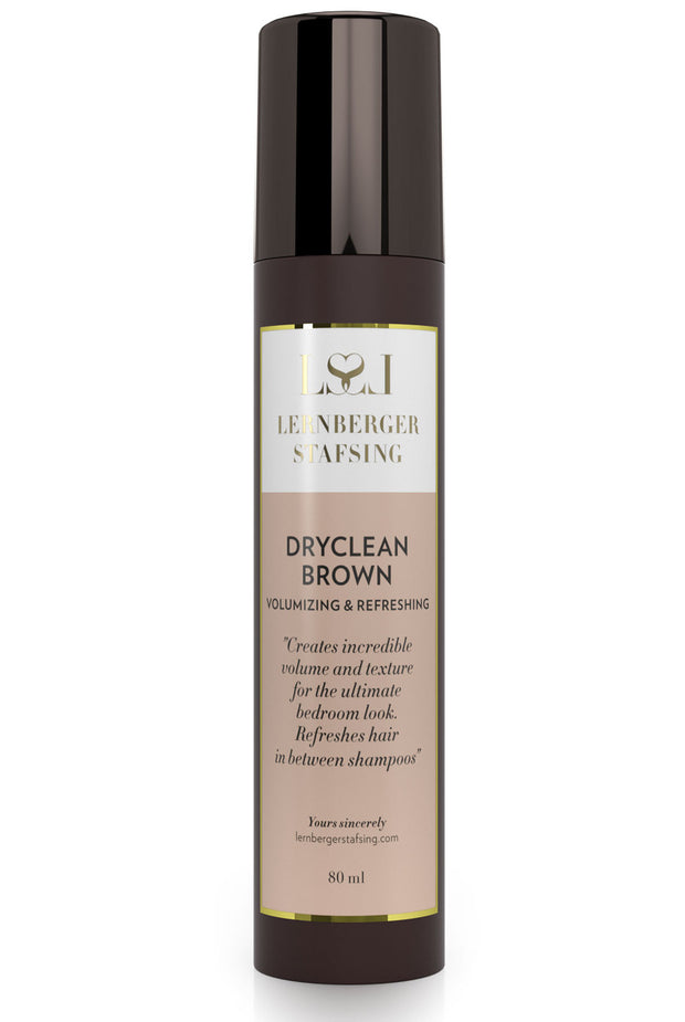 Dryclean Spray Brown Travelsize 80ml by Lernberger Stafsing
