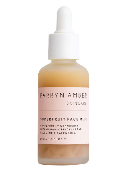 Superfruit Face Milk by Farryn Amber