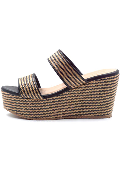 Kaanas Gibralter Wedge Shoe