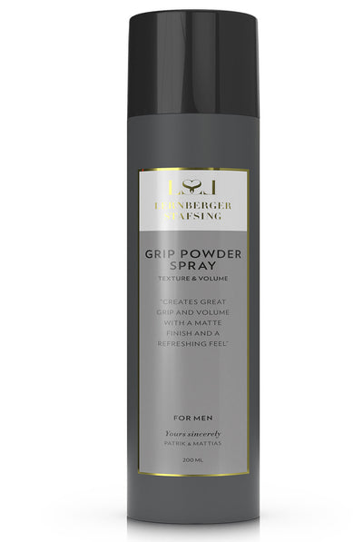 Grip Powder Spray For Men by Lernberger Stafsing