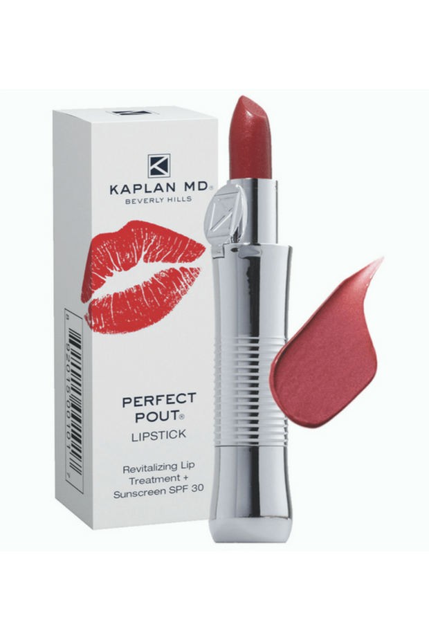 Perfect Pout Lipstick - Hollywood by Kaplan MD