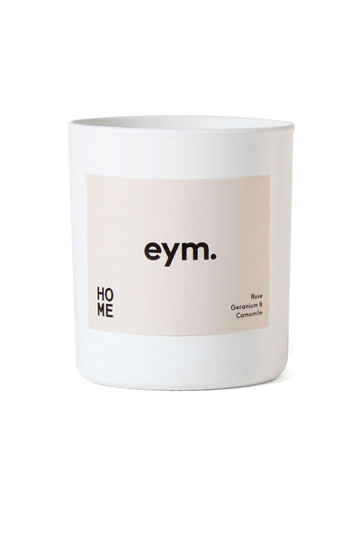 Candle in Home by Eym