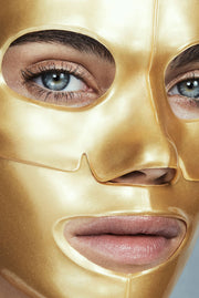 HYDRA-LIFT Golden Facial Treatment Mask - 5 masks by MZ Skin