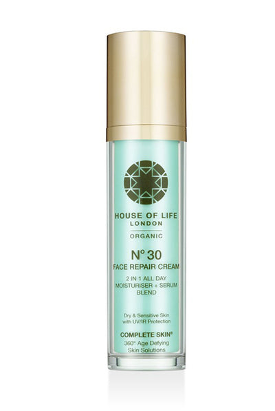 House of Life Sensitive 1 Step Defence | Nº30 Face Repair Cream