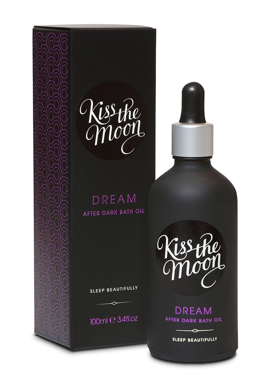 Kiss The Moon DREAM After Dark Bath Oil