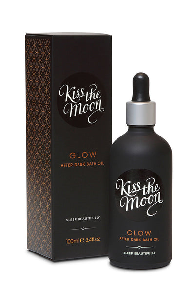 GLOW After Dark Bath Oil by Kiss The Moon