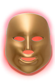LIGHT-THERAPY GOLDEN FACIAL TREATMENT DEVICE by MZ Skin