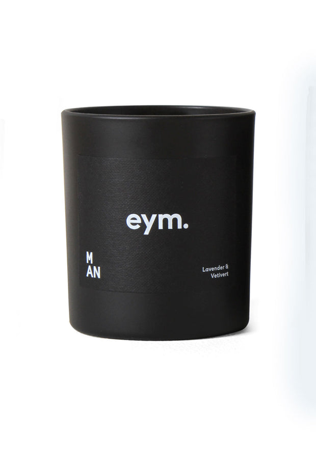 Candle in Man by Eym