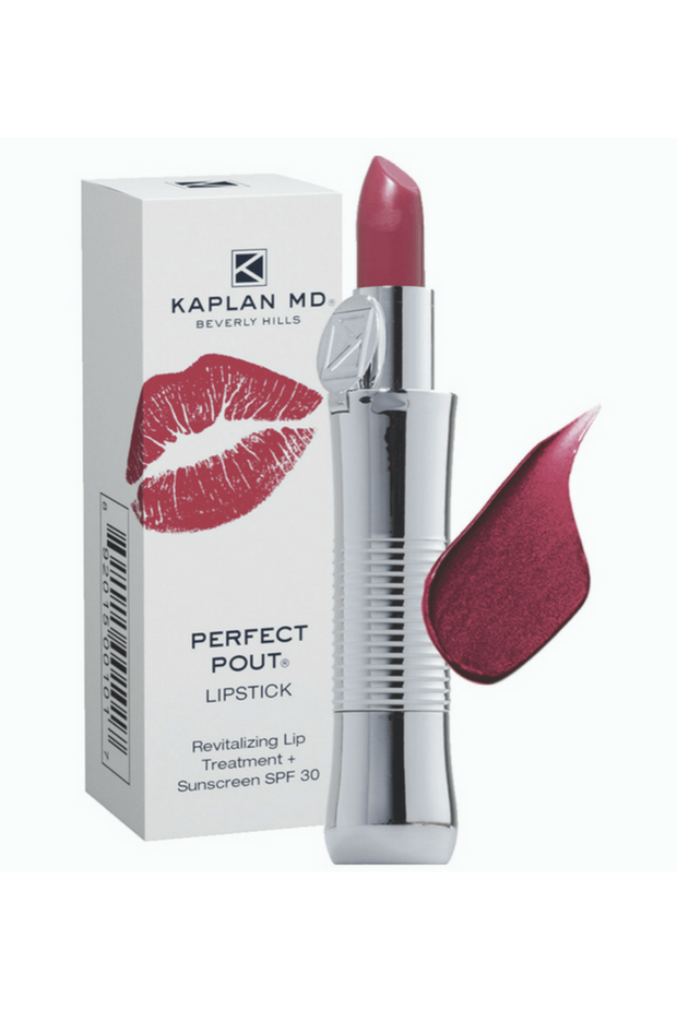 Perfect Pout Lipstick - Melrose by Kaplan MD