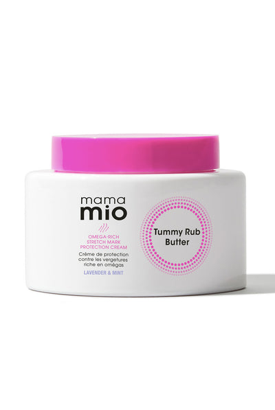 Mama Mio The Tummy Rub Butter 120ml - Lavender and Mint