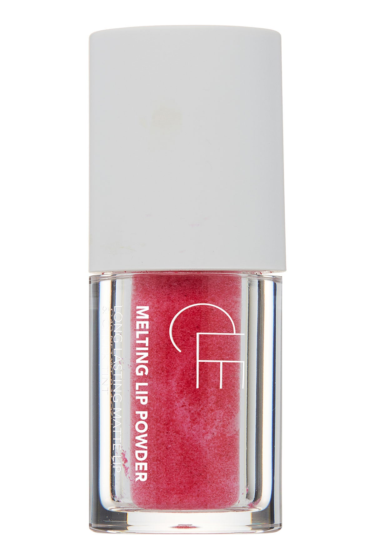 CLE Cosmetics Melting Lip Powder Red Cherry - ONE SIZE Red