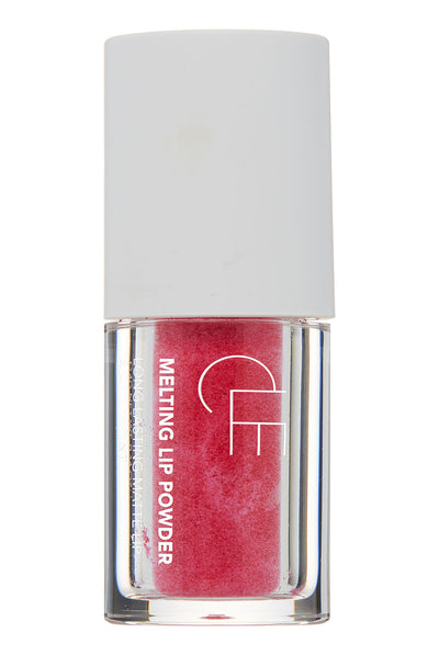 CLE Cosmetics Melting Lip Powder Red Cherry