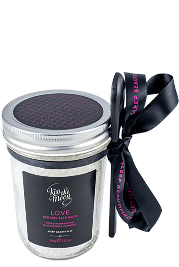 LOVE Bedtime Bath Salts Jar