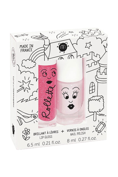 Fairytales - Rollette Nail Polish Duo Set