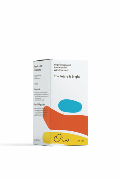 Oio Lab Brightening Facial Treatment Oil With Vitamin C