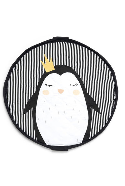 Play&Go Penguin Baby Playmat - Bag