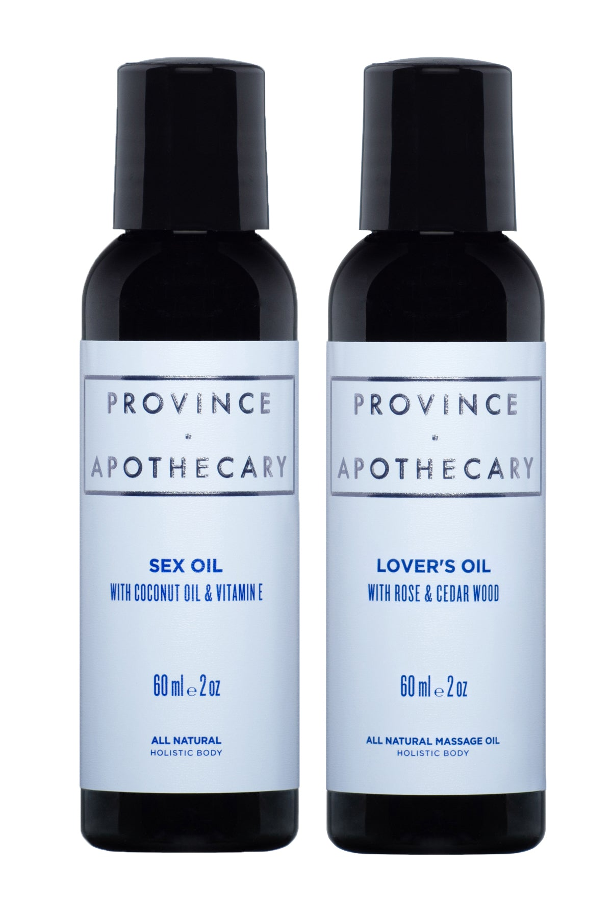 Province Apothecary LOVER'S KIT - 2 x 60ml
