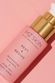 REST & REVIVE Restorative Placenta & Stem Cell Night Serum by MZ Skin