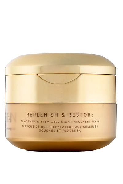 Replenish & Restore Restorative Placenta & Stem Cell Night Recovery Mask by MZ Skin