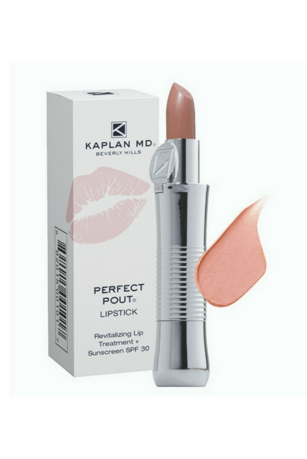 Perfect Pout Lipstick - Santa Monica by Kaplan MD