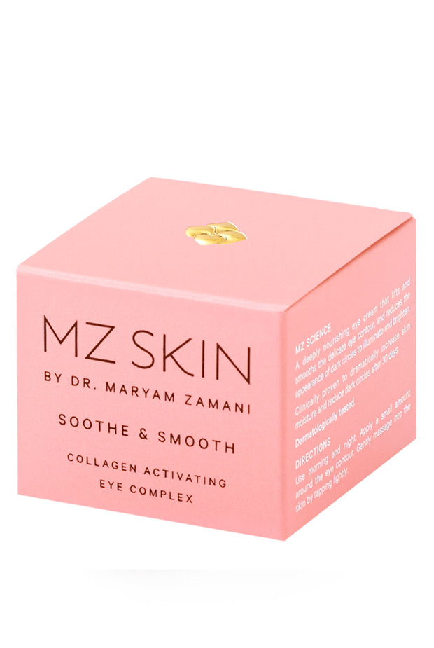 SOOTHE & SMOOTH Collagen Activating Eye Complex by MZ Skin