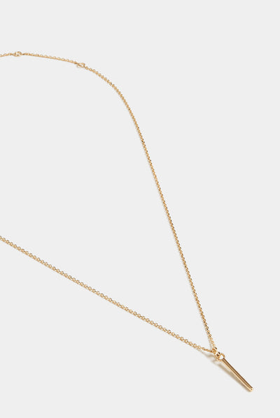 Stephanie Grace Jewellery Bar Necklace