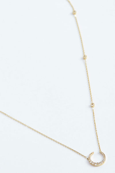 Stephanie Grace Jewellery Rising Moon Necklace