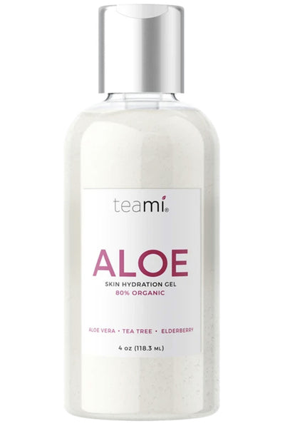 Teami Blends Aloe, Organic Skin Hydration Gel