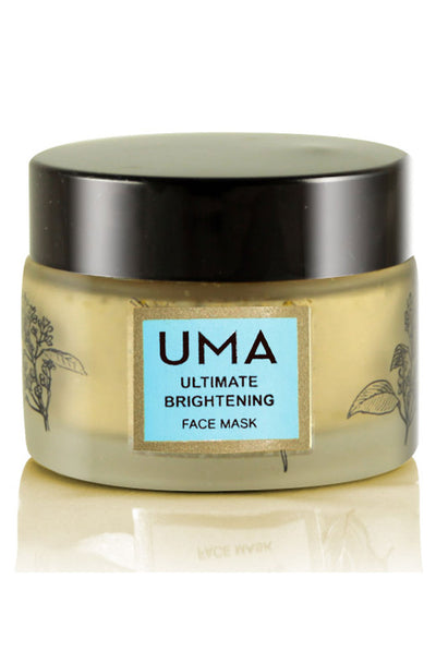 Ultimate Brightening Face Mask by Uma Oils